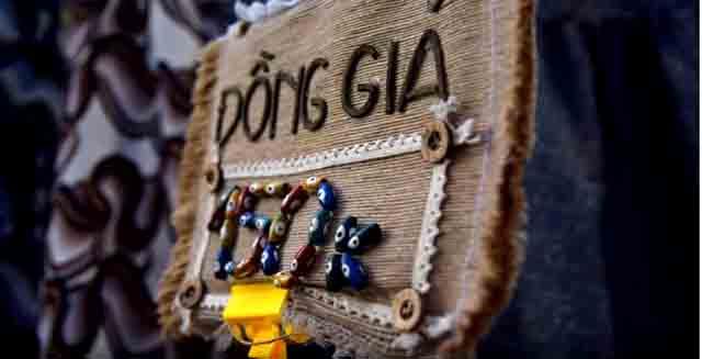 Đồ handmade tại hội chợ Đà Nẵng