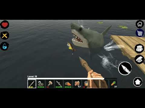 Survival On Raft- Sinh Tồn Trên Biển P2 - Cách Nuôi Cá, Cách Trồng Dừa Và Một Số Mẹo Cần Biết- Part2